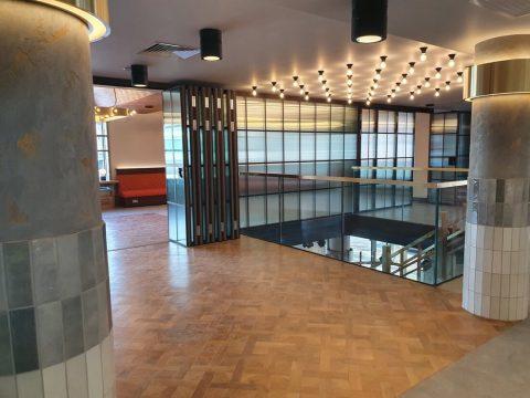 Belgrade Theatre Refurbishment