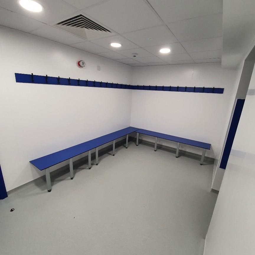 British Judo Centre extension