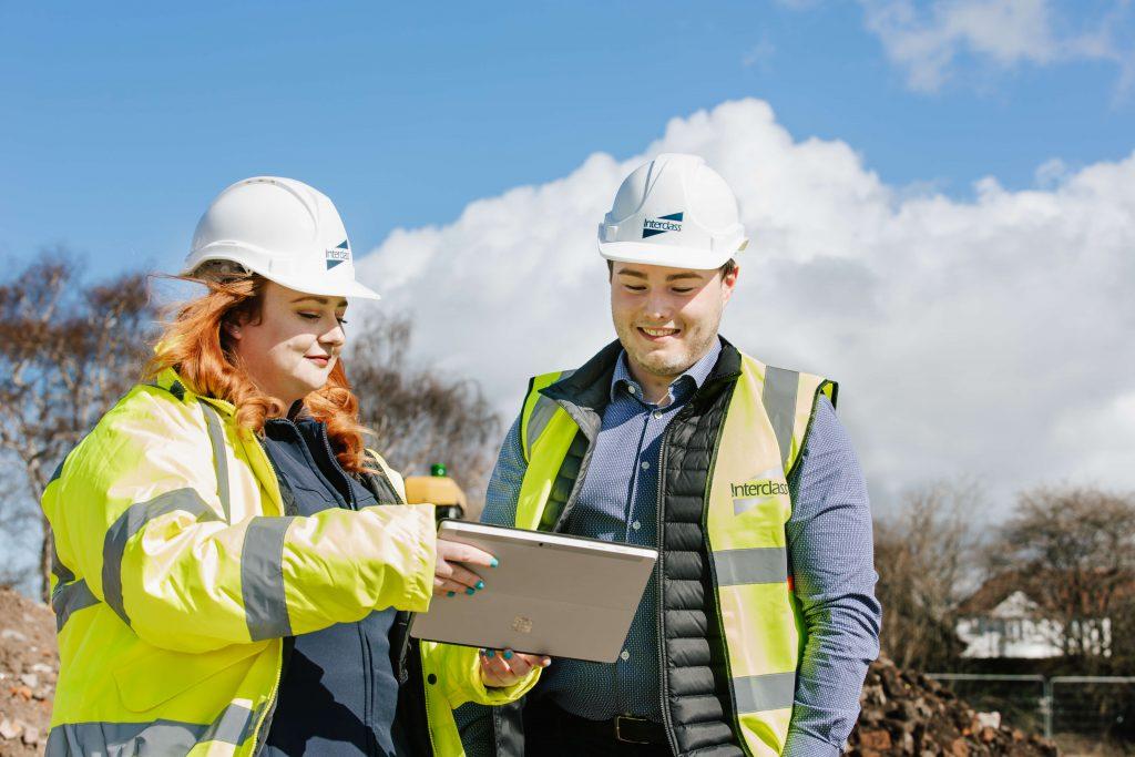 Interclass Construction Construction Surfacing Civil Engineering Services