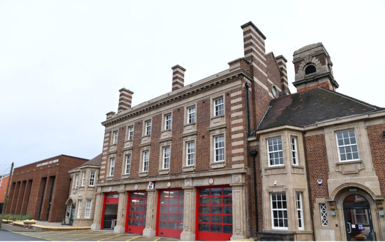 Interclass Aston Fire Station