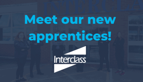 Meet our new apprentices