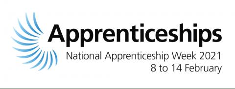 National Apprenticeships Week 2021 Logo