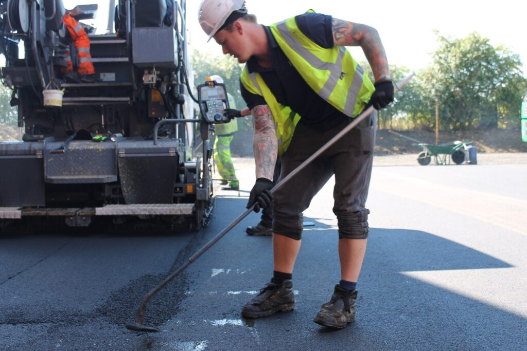 Construction Surfacing Civil Engineering Services