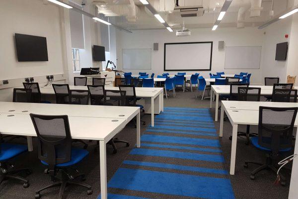 Aston University Refurbishment