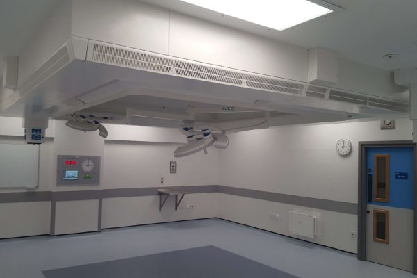 Hospital Theatres Refurbishment