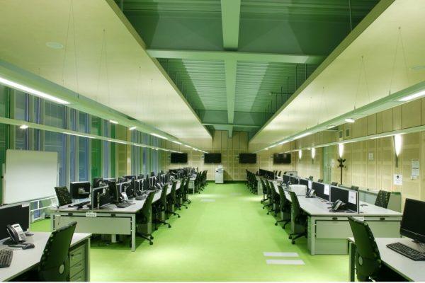 Tally Ho Command Centre Birmingham